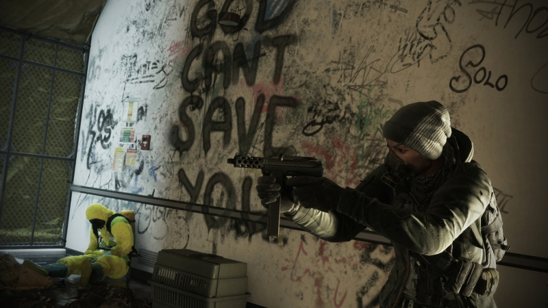 The Division_solo agent