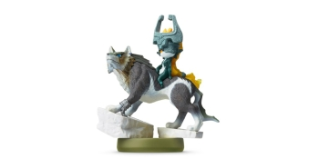 Wolf Link Amiibo unlocks a new dungeon in The Legend of Zelda: Twilight Princess HD
