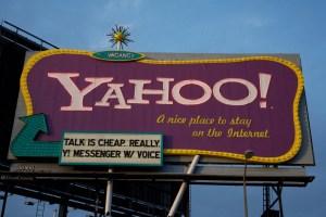 Yahoo sign San Francisco Owen Byrne Flickr