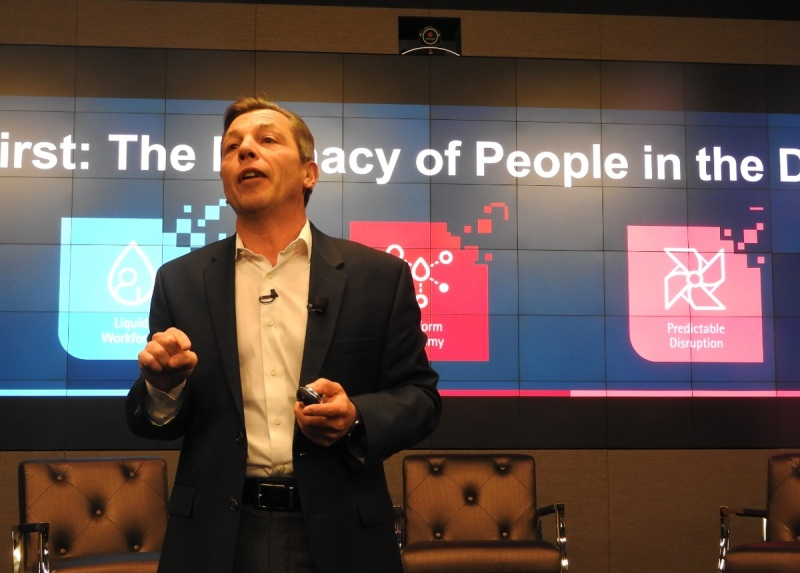 Marc Carrel-Billiard, global R&D lead of Accenture.