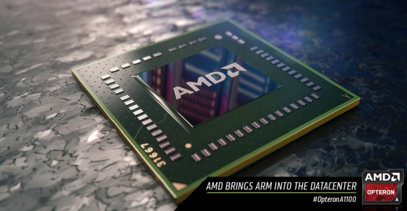AMD Opteron 1100 is a long-awaited ARM-based processor for the data center.