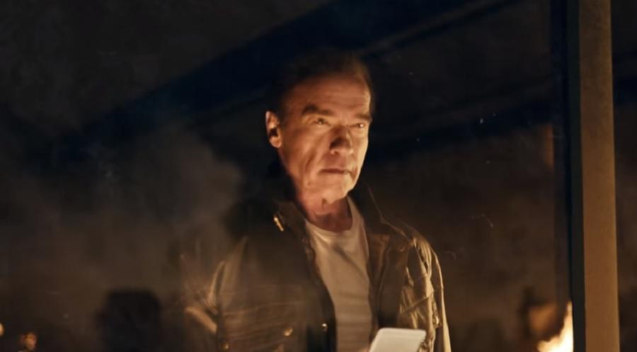 Arnold Schwarzenegger stars in latest Mobile Strike commercial.