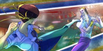 Street Fighter V round 3: Yoshinori Ono dishes on the comeback mechanic