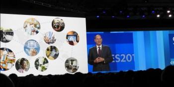 CES head Gary Shapiro talks up tech