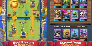 Supercell soft-launches Clash Royale, a card-battling take on Clash of Clans