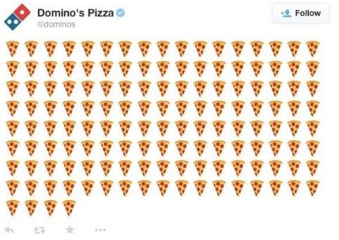 dominos emoji