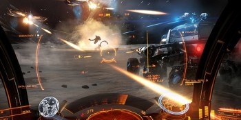 Elite: Dangerous shows you can get sick from a VR game on the HTC Vive