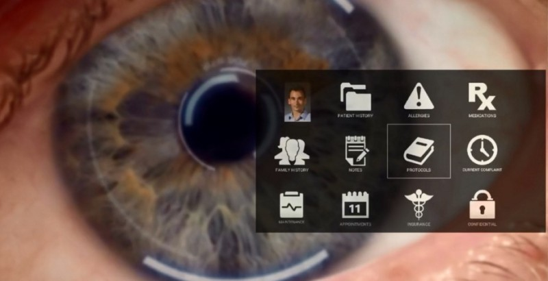Eyefluence wants you to control devices with your eyes.