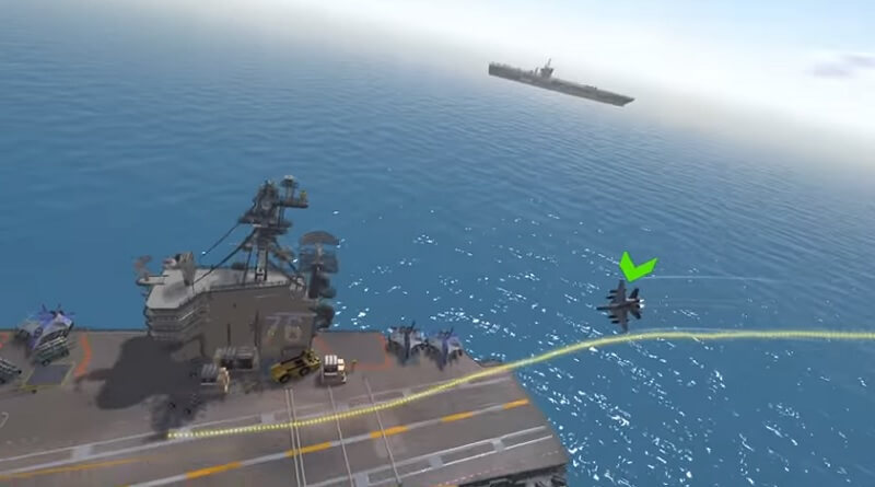 The Midway level in Final Approach.