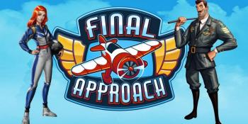 Final Approach is an HTC Vive VR game that turns you into a kid playing with toy airplanes