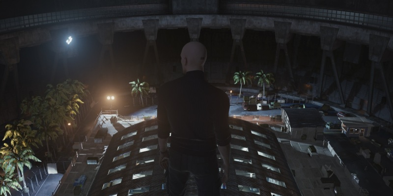 The prologue of Hitman goes back to the early days.