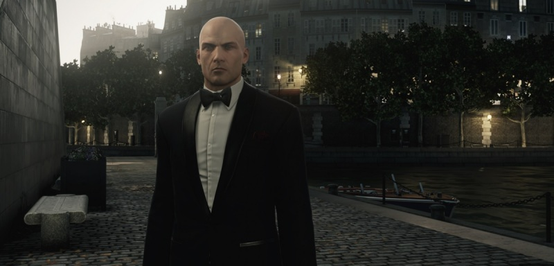 Hitman's Agent 47 is back in the new reboot.