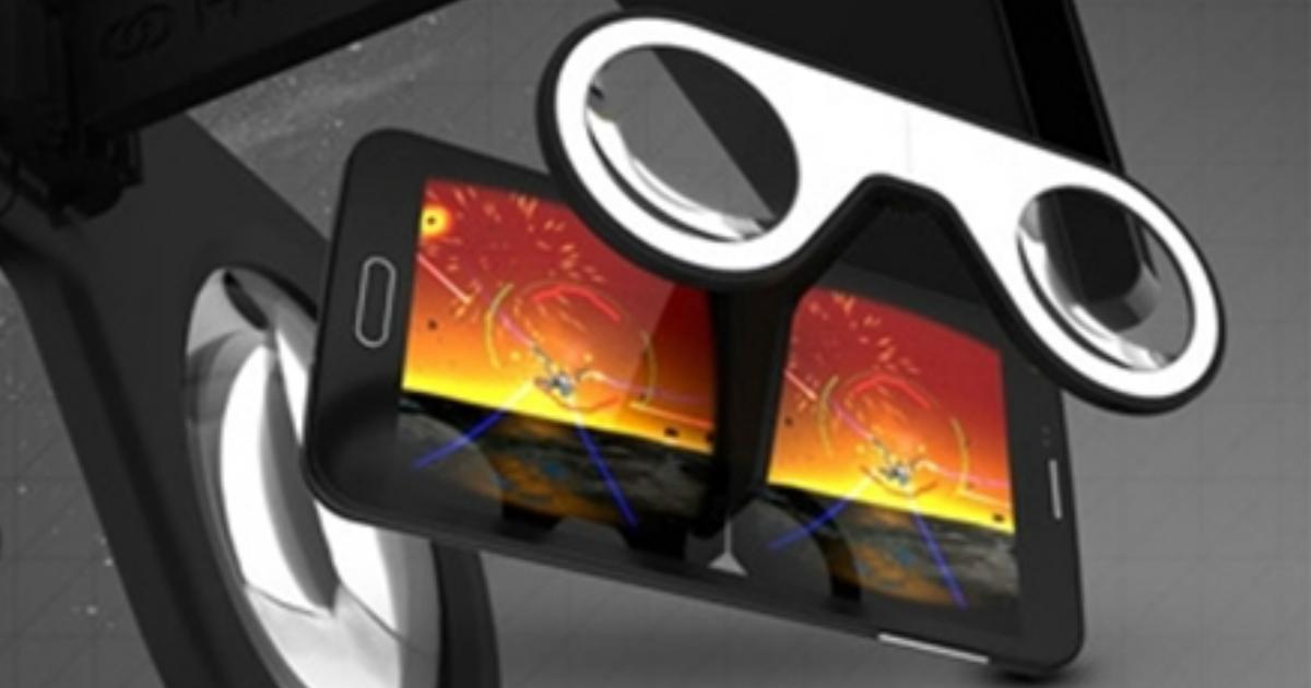 Homido mini VR