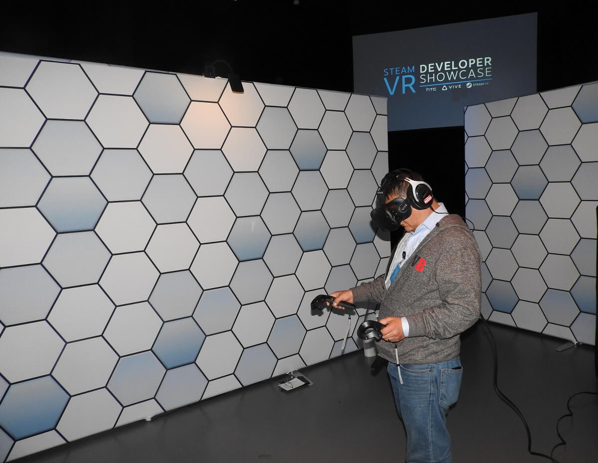 Vive is the best VR headset.