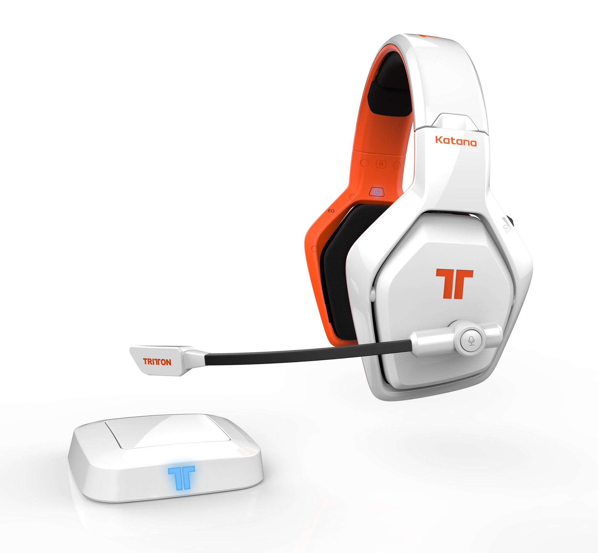 Mad Catz Tritton Katana headset