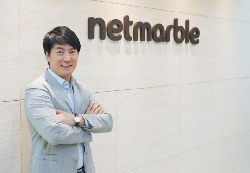 Seungwon Lee, head of overseas at Netmarble.