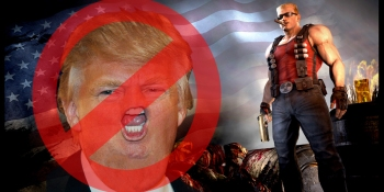 Even Duke Nukem won't work with the Republican Party