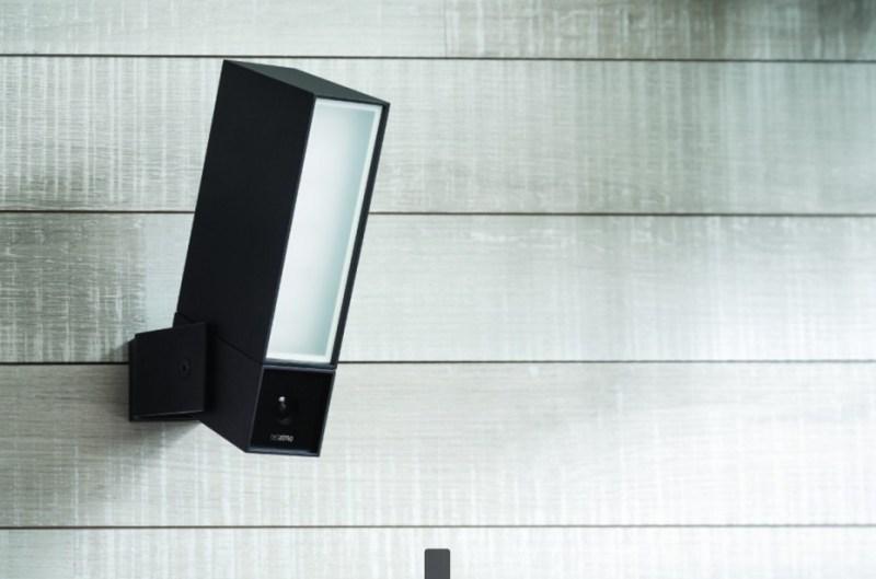 Netatmo has a smart security camera.