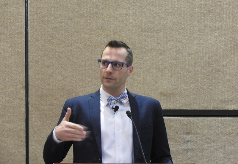Shawn Dubravac, chief economist of the Consumer Technology Association.