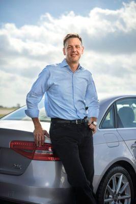 Luke Schneider, CEO of Silvercar.