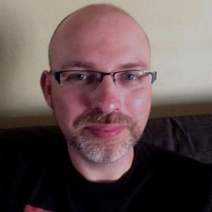 Simon Carless, group executive vice president at UBM Tech.