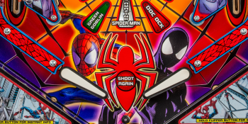 Stern Pinball shows off re-release of Steve Ritchie's Spider-Man