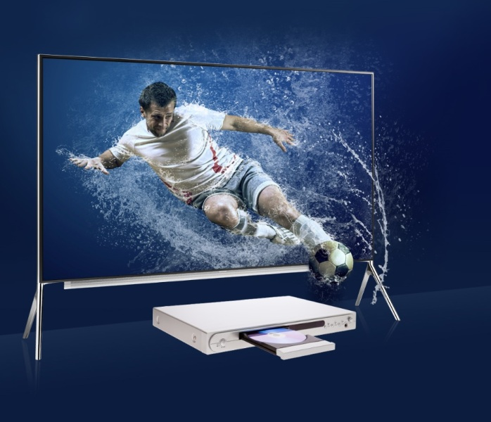 SuperMHL cables will transfer many gigabits a second of data transfer into an 8K TV.