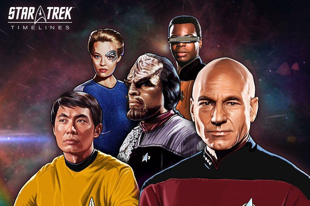 Star Trek: Timelines is the best Trek game in years