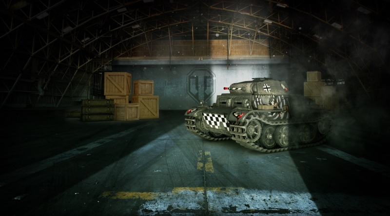 World of Tanks is coming to the PS4.