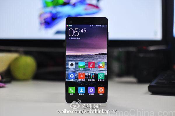 Xiaomi Mi 5 leak (via TechnoBuffalo)