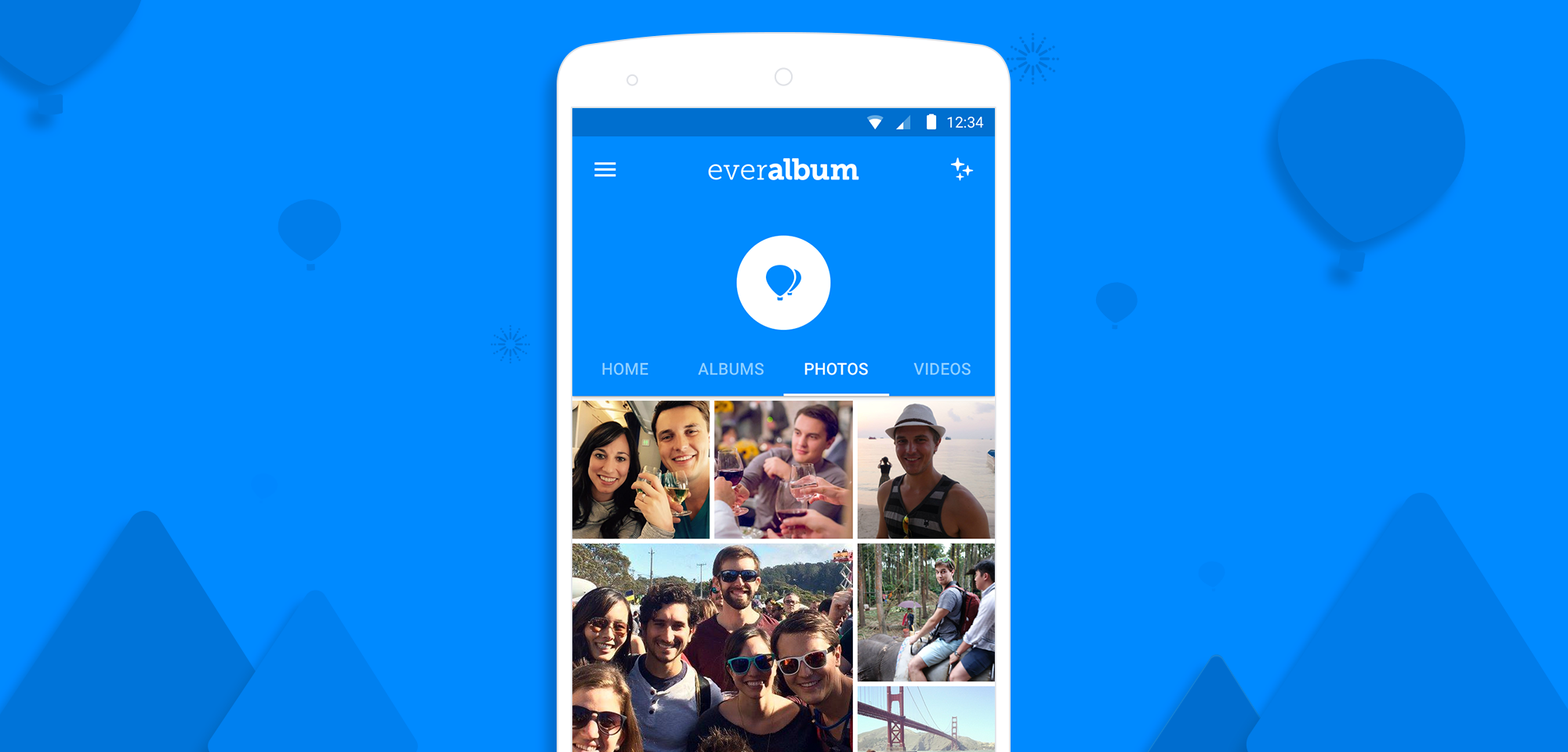 Everalbum for Android