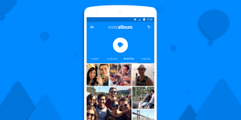 Everalbum now backs up photos from OneDrive, iMessage, Amazon Cloud Drive, and Flickr