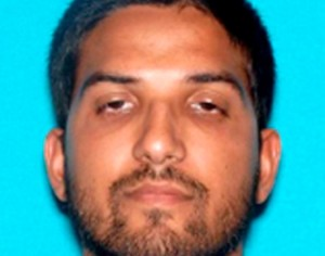 Syed Rizwan Farook is pictured in this undated handout photo provided by the FBI, December 4, 2015. REUTERS/FBI/Handout via Reuters