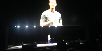 Facebook's Zuckerberg appears at Samsung event to talk VR, confirms Minecraft is coming toOculus