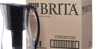 Amazon and Brita launch a $45 water pitcher that reorders your filters automatically