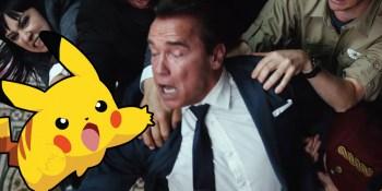Pikachu zaps Schwarzenegger: Pokémon's Super Bowl ad beat Mobile Strike's