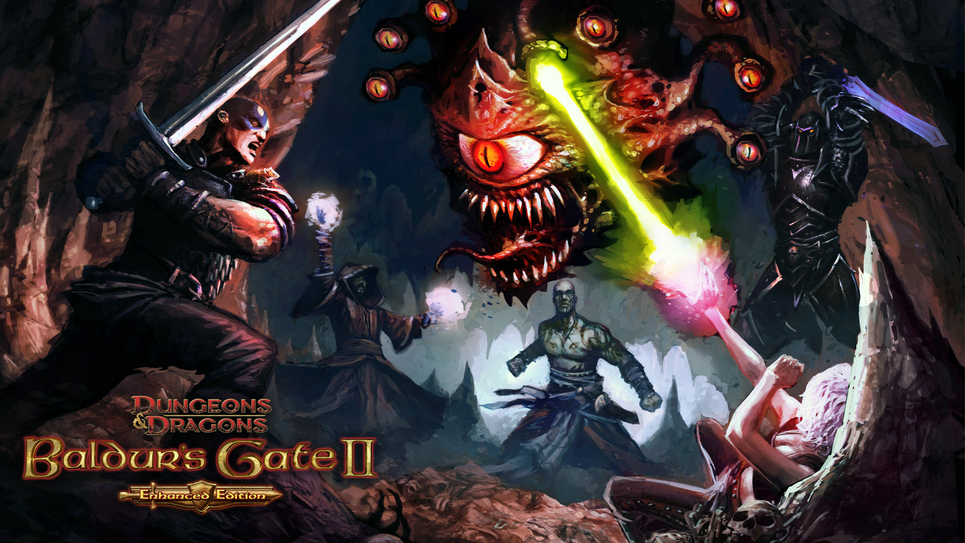 Baldur's Gate II: Enhanced Edition is a well-regarded revival of the PC role-playing classic.