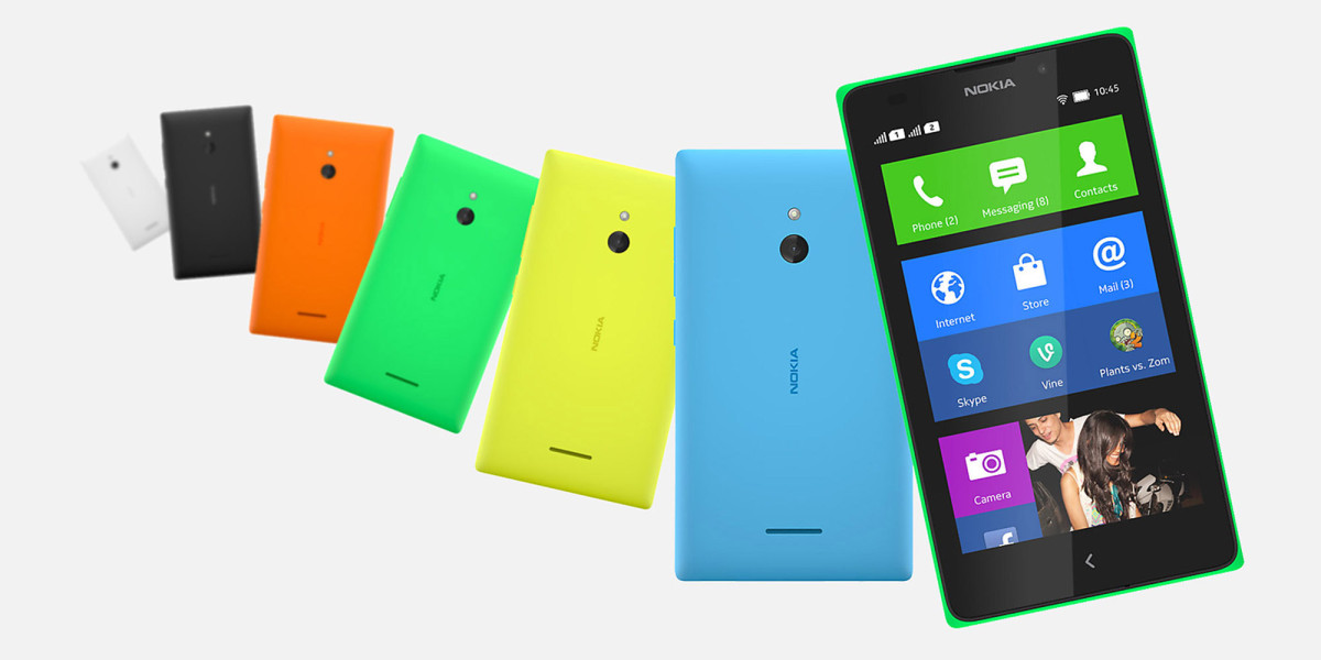 Image result for Microsoft-Nokia Smartphone