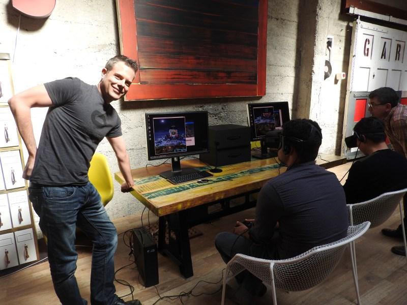 Micah Skaritka, Lead Designer at High Voltage Software on Dragon Front.