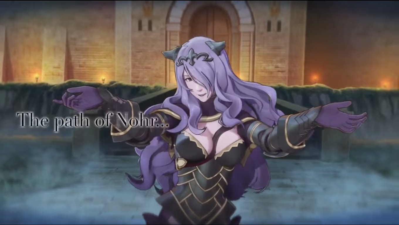 Fire Emblem: Conquest gives a new story and different characters if you can handle the challenge.