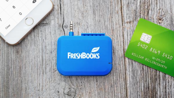 FreshBooks: Card Reader