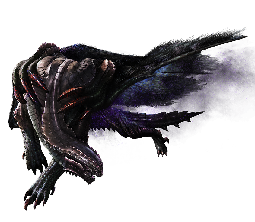 The Gore Magala was the flagship monster for MH4U.