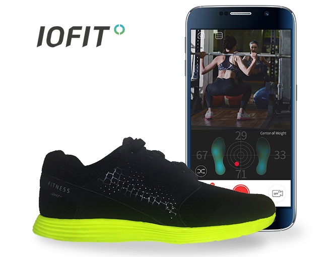 IOFIT Smart Shoes
