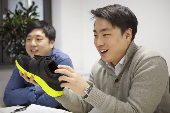 IOFIT: Smart Shoe