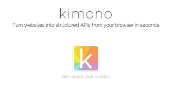 Palantir acquires Kimono Labs, will shutter data collection service on February 29
