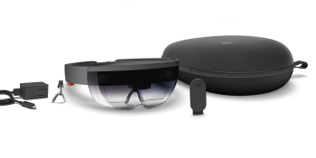 Microsoft starts taking preorders for HoloLens Development Edition, shipping March 30