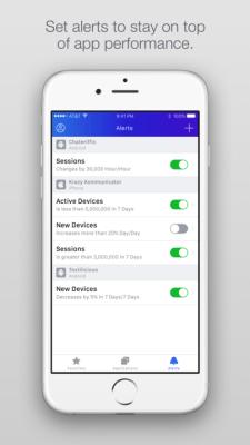 Flurry Analytics App 03