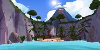 Game developers bet mobile virtual reality has mass-market appeal