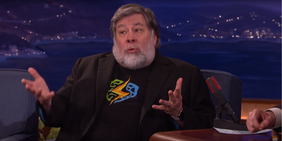 Steve Wozniak discusses how Apple is becoming Microsoft, commercial space travel, and more