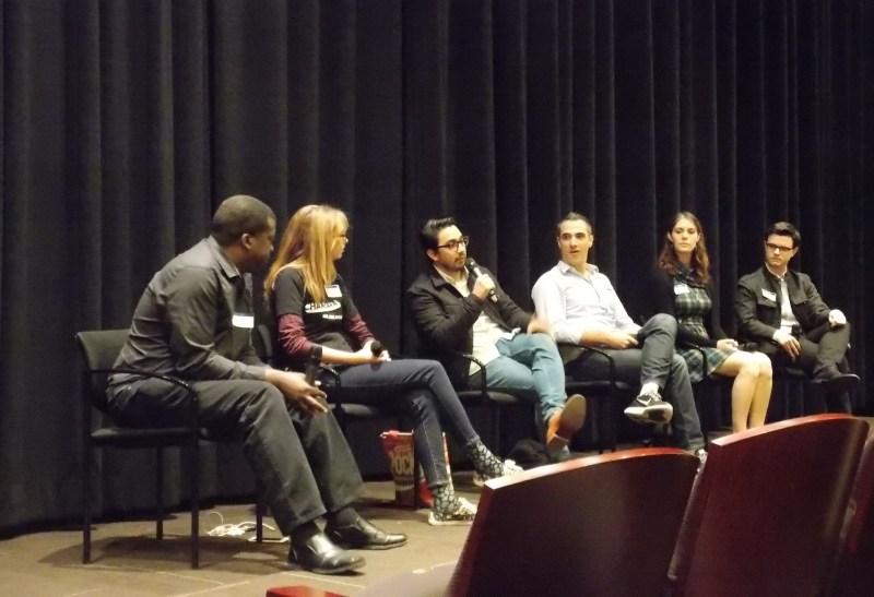 USC Fall 2015 Demo Day panel